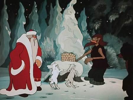 Русские мультфильмы про новый год i